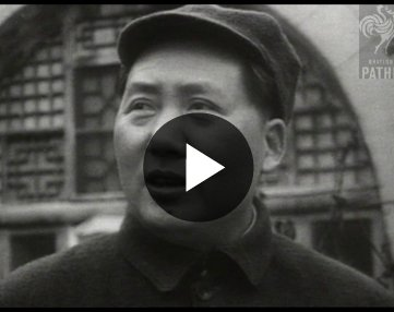 Mao's Communists Take Over in China