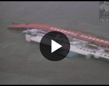 Zeebrugge Ferry Disaster