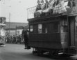 First Tram To Run In Britain