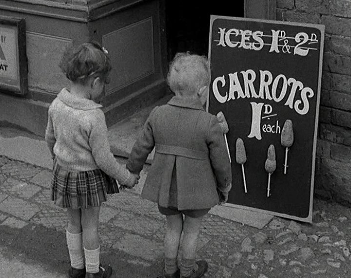 War Rationing - Carrots on a Stick