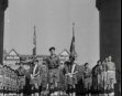 FAREWELL TO INDIA - 1ST BATTALION SOMERSET LIGHT INFANTRY LEAVE INDIA