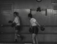 MAURICE CHEVALIER BOXING TRAINING