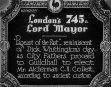 London's 745th Lord Mayor Aka Londons 745 Th Lord Mayor