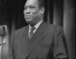 PAUL ROBESON SINGS IN MOSCOW