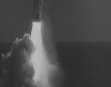 POLARIS A-3 LAUNCHED FROM SUBMARINE UNDERWATER
