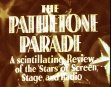 Pathetone Parade Of 1935 - Intro Only