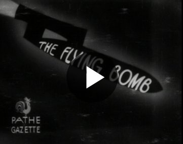 The First V1 Rocket Attack on Britain