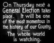 Voting Trailer AKA General Election Coverage