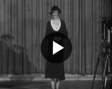 Lady Astor's Maiden Speech