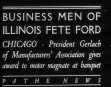 BUSINESS MEN OF ILLINOIS FETE FORD aka HENRY FORD