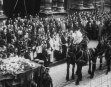 Funeral Film Marked 'belgium Munition Factory'