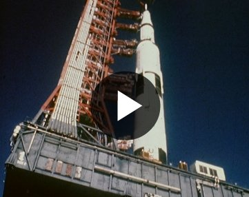 Apollo 11 Launched