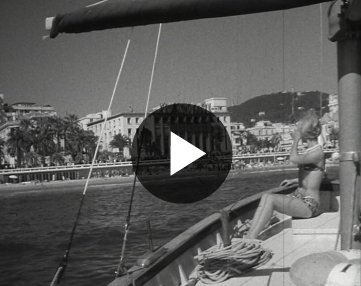 The First Cannes Film Festival Held