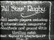 RUGBY: All Star Rugby at Woodford
