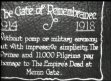 BELGIUM: The Gate of Remembrance 1914-1918