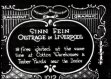 Outrage over the Sinn Fein fires in Liverpool