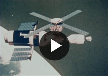 Skylab Falls to Earth